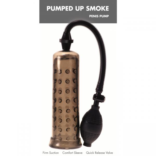 Pumped Up Smoke Penis Pump
