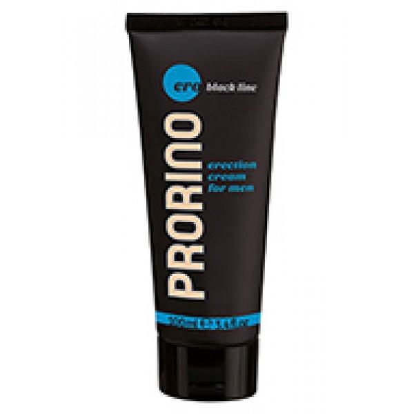 ERO PRORINO black line erection cream for men 100 m