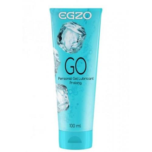 EGZO GO hydratačný a chladivý gél, 100 ml