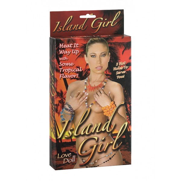 ISLAND GIRL DOLL
