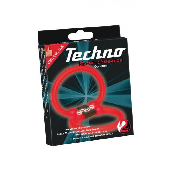 Techno Cock Ring