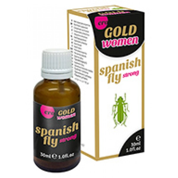 Spain Fly Women- GOLD strong- 30ml