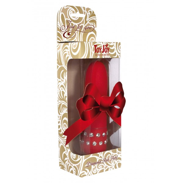 DIAMOND RED PETIT VIBE