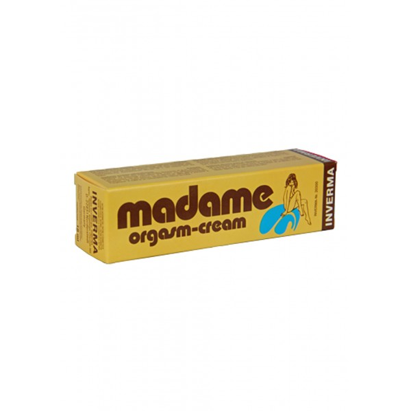 Madame Orgasm-Cream 18 ml