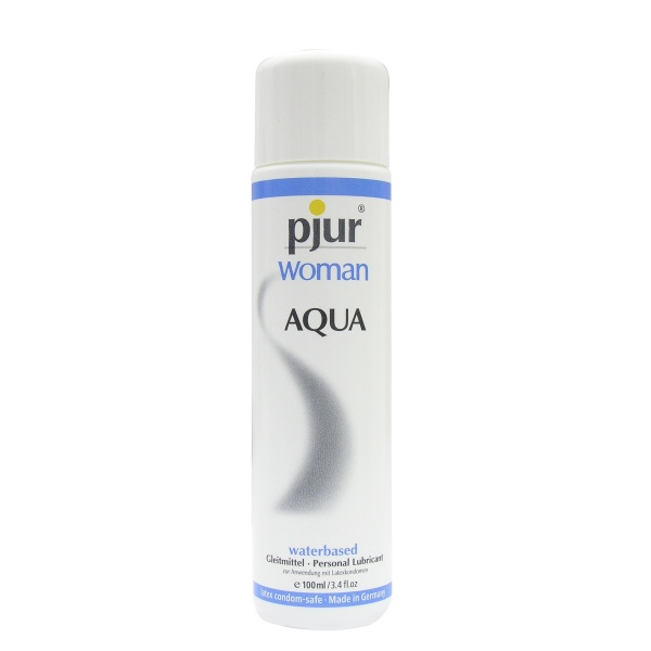 pjur Woman Aqua 100 ml-waterbased