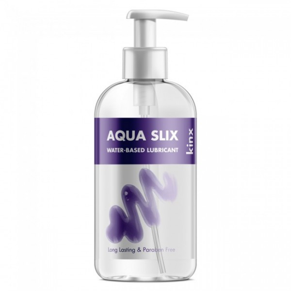 Aqua Slix Water -based Lubricant 250 ml