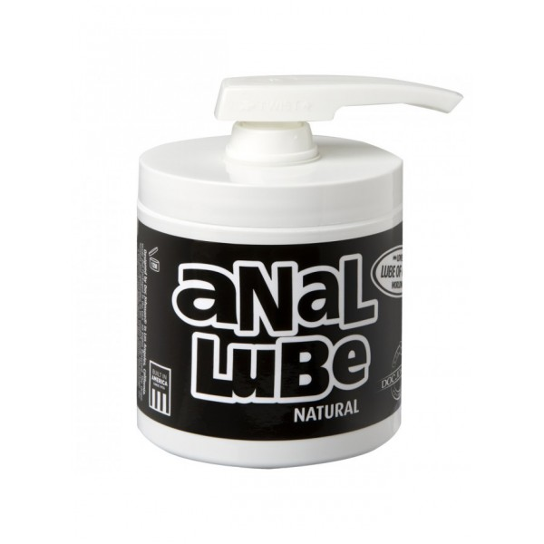 Doc Johnson Anal Lube Natural In Pump 127 ml
