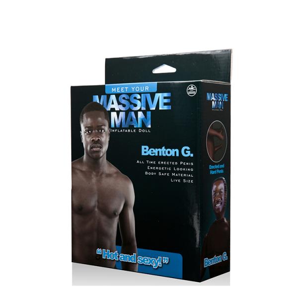 MASSIVE MAN BENTON