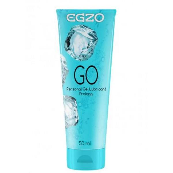 EGZO GO hydratačný a chladivý gél, 50 ml