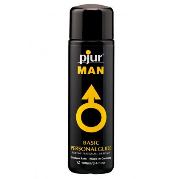 pjur MAN basic100ml-Silicone-based