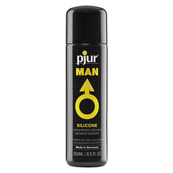 pjur MAN Basic 250ml-Silicone-based