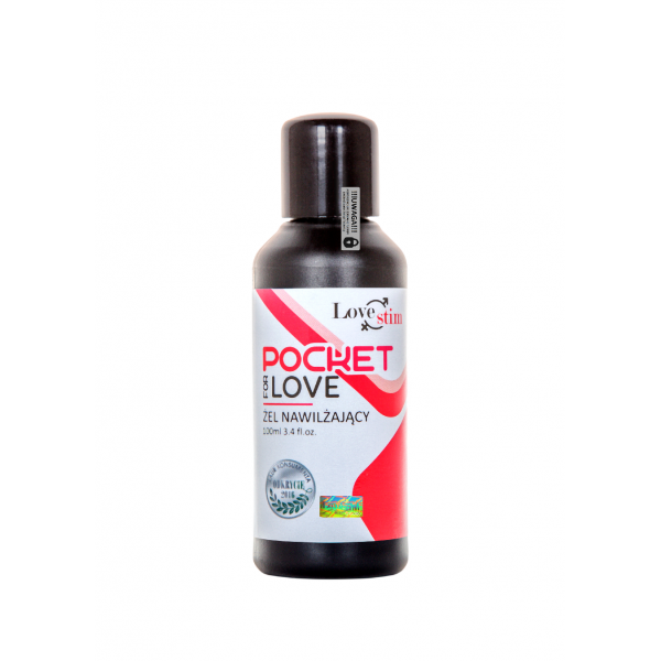 Pocket in Love 100ml Gél