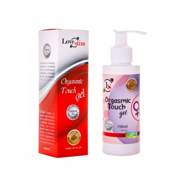 Orgasmic touch 150ml