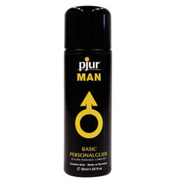 pjur MAN Basic 30ml-silicone based