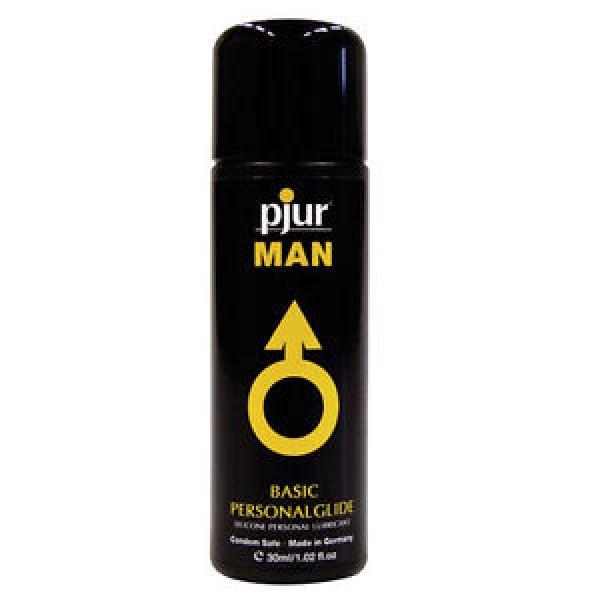 pjur MAN Basic 30ml-silicone based