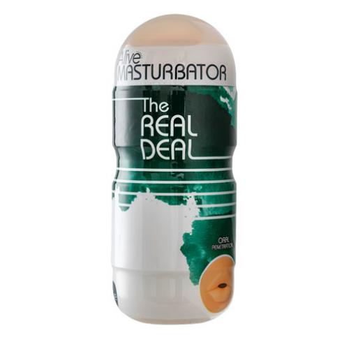 Super Realistic Boca Masturbator