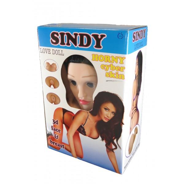 Bábika SINDY- 3D