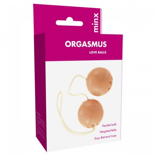 Orgasmus Love Balls Minx