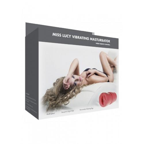 Miss Lucy Vibrating Masturbator Linx